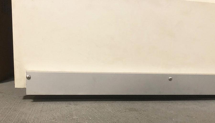 Lowblokk automatic door sweep soundproof direct