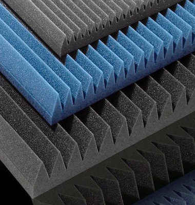 Diamond Acoustical Foam