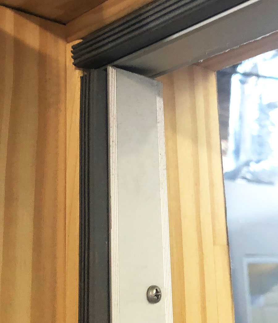 Lowblokk Door Perimeter Seal Soundproof Direct