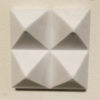 diamond acoustical foam 1