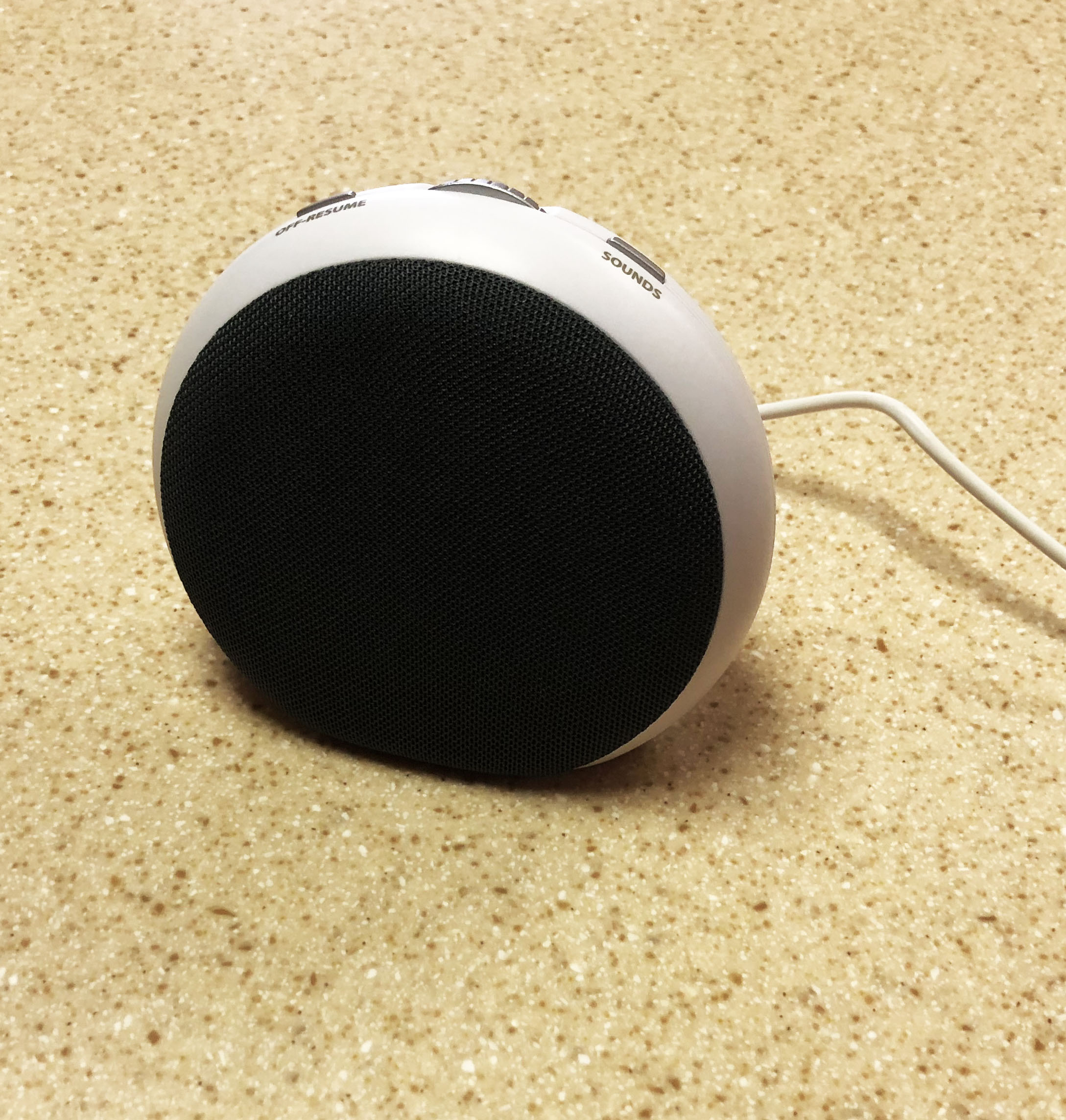 Portable Sound Masking White Noise Machine