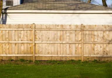 Making a Soundproof Privacy Fence